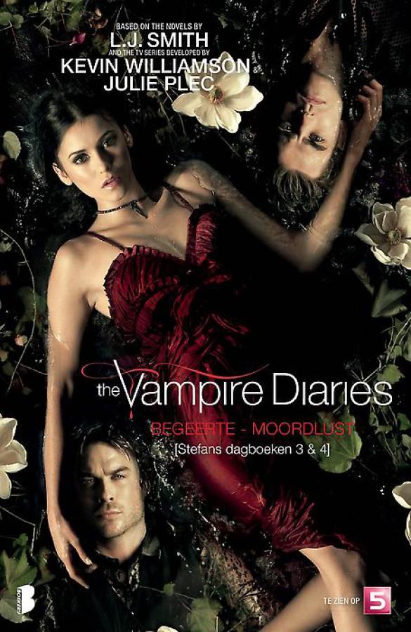 The vampire diaries 3-4: Stefans dagboeken