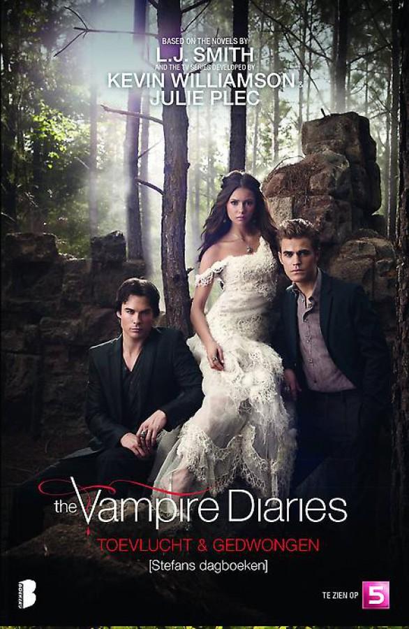 The vampire Diaries - Stefans Dagboeken 5 en 6 - Toevlucht en Gedwongen