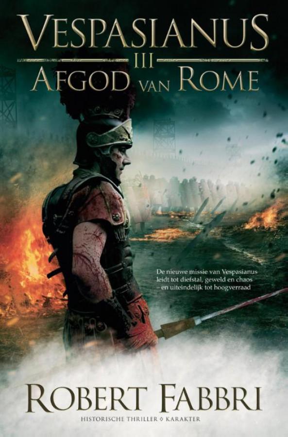 Vespasianus - serie Afgod van Rome