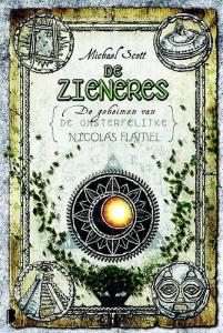 De geheimen van de onsterfelijke Nicolas Flamel - De zieneres