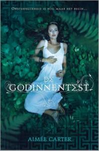 De godinnentest - Aimée Carter - een young adult uitgave van Harlequin