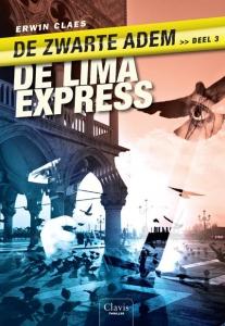 De Lima-express (De zwarte adem 3)