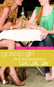 Gossip girl the next generation 3: Ja, ja, ja