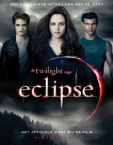 De twilight saga Eclipse : het officiële boek bij de film