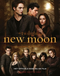 New moon, de twilight saga