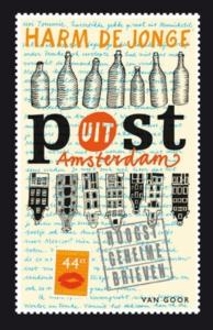 Flessenpost uit Amsterdam