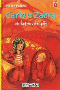 Klavertje vier Carlo en Zahra en het tovertapijt