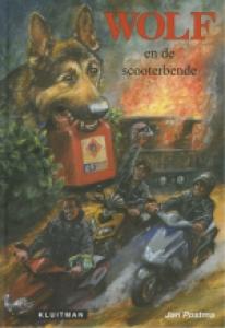 WOLF EN DE SCOOTERBENDE
