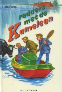 REDDERS MET DE KAMELEON KLASSIEKE EDITIE