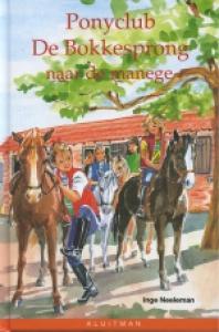 PONYCLUB DE BOKKESPRONG NAAR DE MANEGE