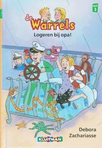 De Warrels. Logeren bij opa! (avi 3)