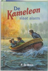 KAMELEON SLAAT ALARM