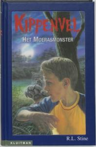 KIPPENVEL 3D HET MOERASMONSTER