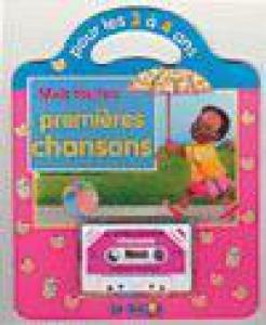 MES TOUTES PREMIERES CHANSONS (3-4 ANS)
