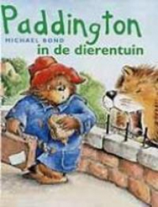 Paddington in de dierentuin