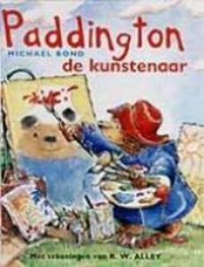 Paddington de kunstenaar