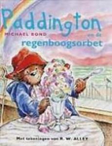 Paddington en de regenboogsorbet