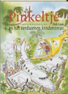 Pinkletje en het verdwenen kindercircus