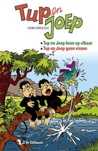 Tup en Joep boos op elkaar/ Tup en Joep gaan vissen