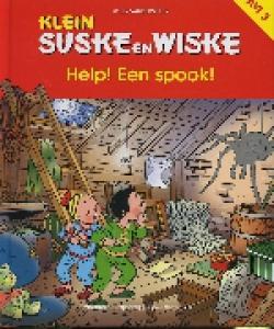 Klein Suske en Wiske Help! Een spook!