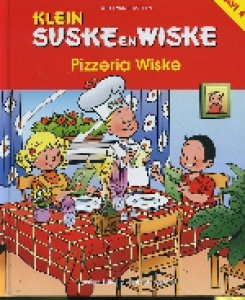 Klein Suske en Wiske Pizzeria Wiske