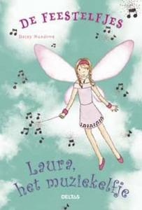 De feestelfjes Laura, het muziekelfje