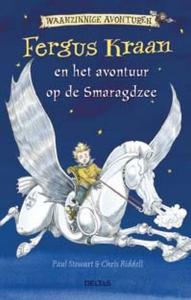 Fergus Kraan en het avontuur op de Smaragdzee