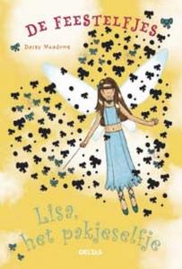 De feestelfjes Lisa, het pakjeselfje