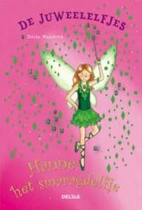 De juweelelfjes Hanne, het smaragdelfje