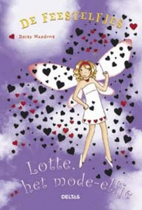De feestelfjes Lotte, het mode-elfje