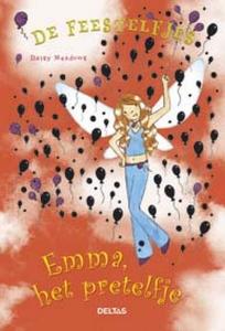 De feestelfjes Emma, het pretelfje