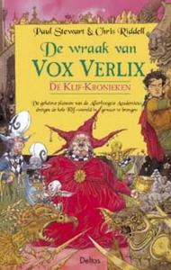 De klif-kronieken - De wraak van Vox Verlix