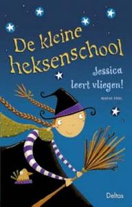 De kleine heksenschool 41. Jessica leert vliegen
