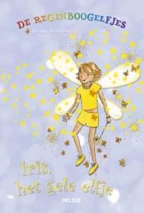 De regenboogelfjes Iris, het gele elfje