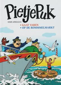 Pietje Puk Gaat varen / op de Rommelmarkt