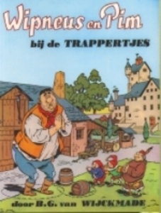 WIPNEUS EN PIM BIJ DE TRAPPERTJES