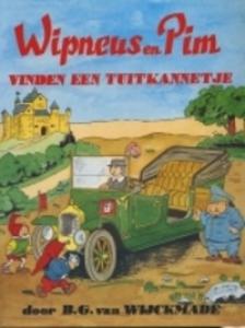 Wipneus-serie Wipneus en Pim vinden een tuitkannetje