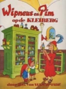 Wipneus-serie Wipneus en Pim op de Kleiberg