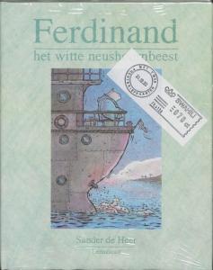FERDINAND HET WITTE NEUSHOORNBEEST