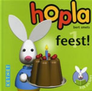 Hopla: Kijk en lees - Feest