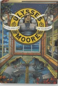 Ulysses Moore 4 Het eiland van de maskers