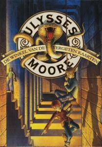 Ulysses Moore 2 De winkel van de Vergeten Kaarten