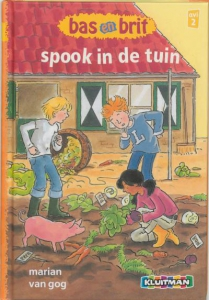 Spook in de tuin