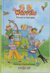 De Warrels. Piraat in het gips (avi 3)