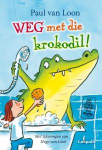 Weg met die krokodil !