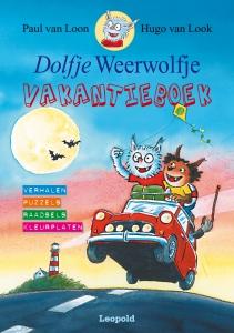Dolfje Weerwolfje Vakantieboek