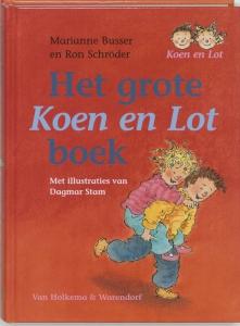 Het grote Koen en Lot boek