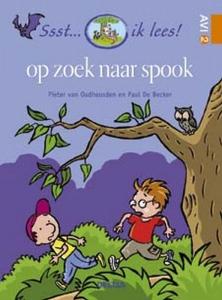 Ssst...ik lees! Op zoek naar spook