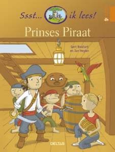 Ssst...ik lees! Prinses Piraat