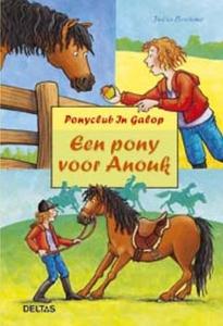 Ponyclub in galop 51. Een pony voor Anouk